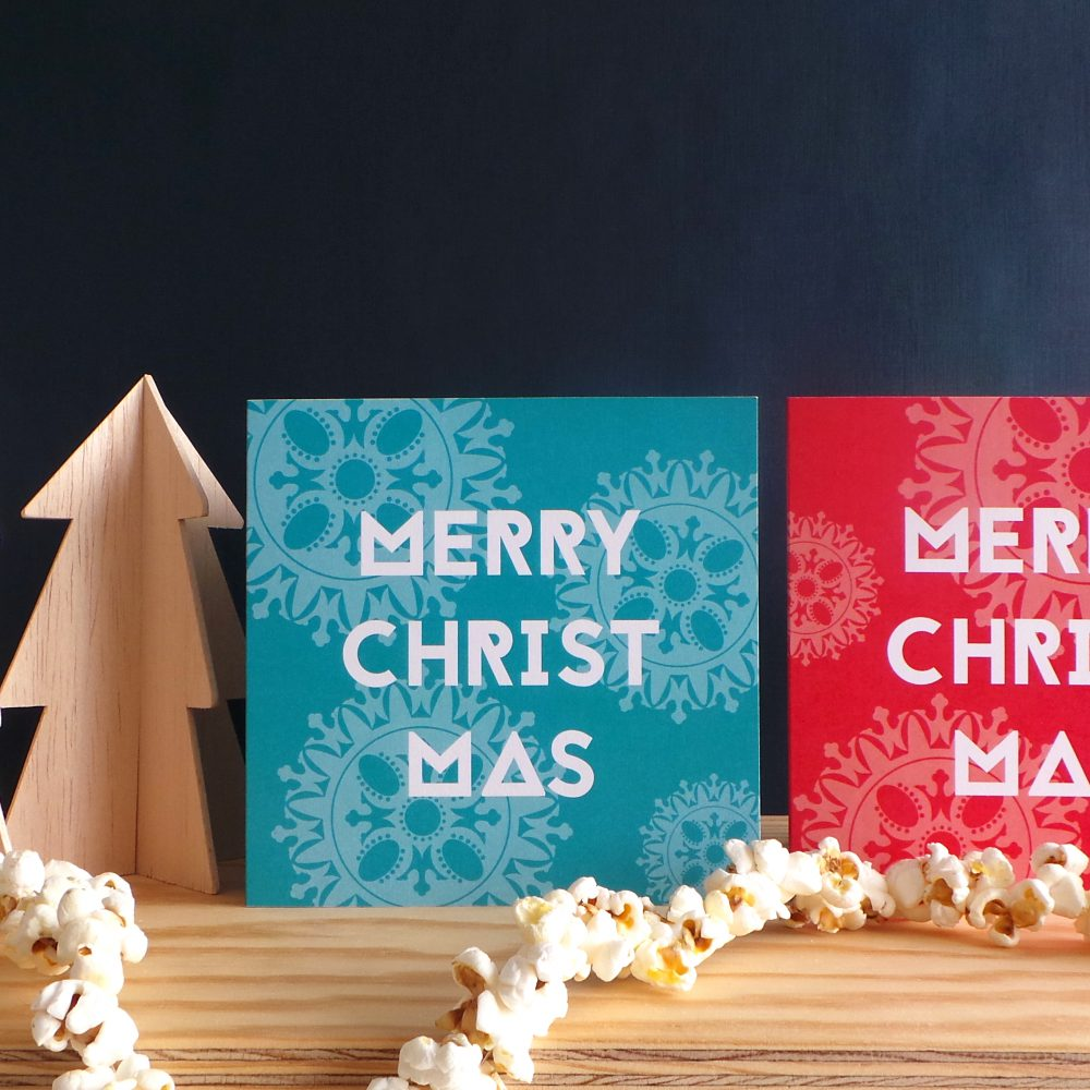 Christmas Cards – Set Of 6