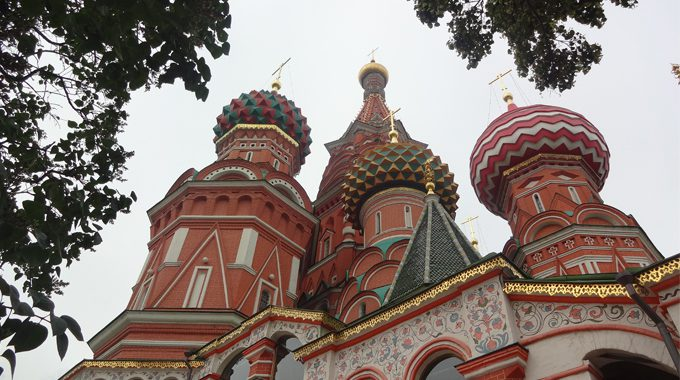 Robert Bothma Design Moscow St Basils Cathedral